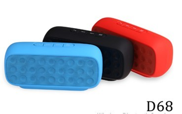D68 Bluetooth Speaker