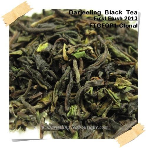 Darjeeling 1st Flush Tea Margaret S Hope