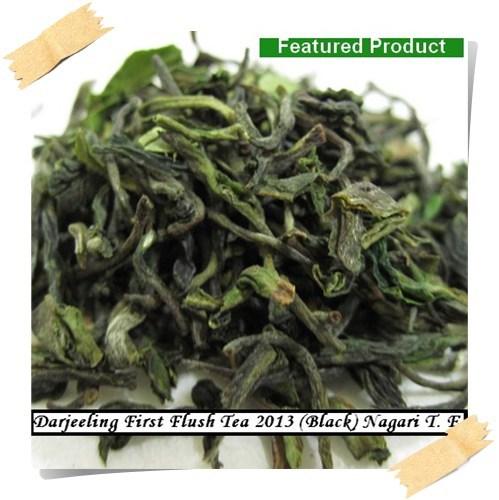 Darjeeling 1st Flush Tea Nagari Black