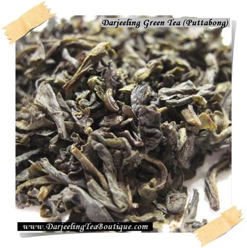 Darjeeling Green Tea Puttabong