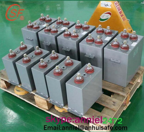 Dc Link Capacitor 100uf 3000vdc For Rail Traffic Traction Or The Ship Drive