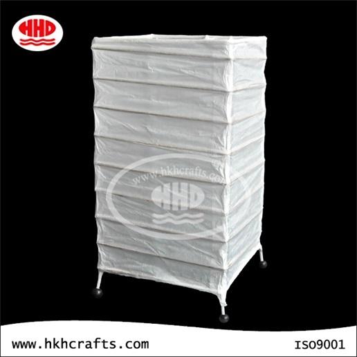 Decorative Square Table Paper Lantern