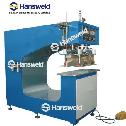 Deep Throat High Frequency Tarpaulin Welding Machine Welder 1050