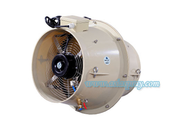 Deeri Cultivation And Farms Professional Misting Fan