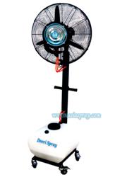 Deeri High Quality Rainproof Floor Type Spraying Fan