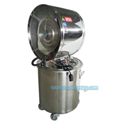 Deeri Non Oscillating And Large Capacity Stainless Steel Water Blower