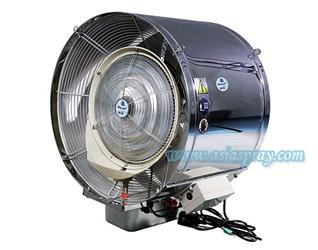 Deeri Non Oscillating Suspended Sray Fan