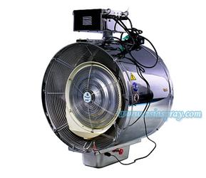 Deeri Oscillating Suspended Sray Fan