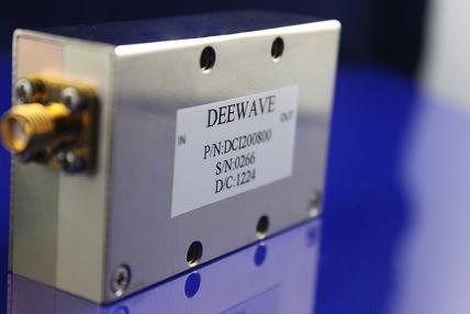 Deewave Coaxial Isolator