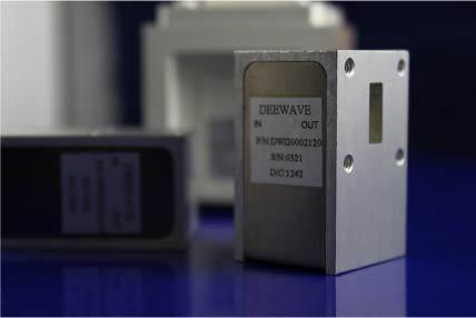 Deewave Waveguide Isolator
