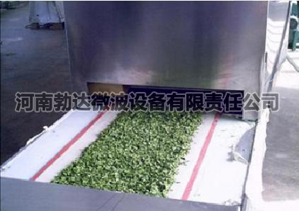 Dehydrated Vegetables Drying