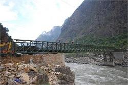Delta Bridge Steel Large Span