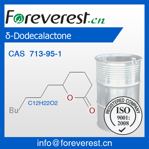 Delta Dodecalactone Cas 713 95 1 Foreverest