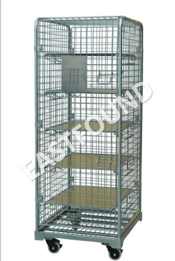 Demountable Roll Container