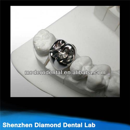 Dental Full Metal Crowns