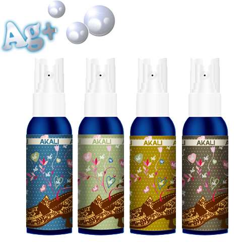 Deodorant And Antimicrobial Foot Care Spray Male