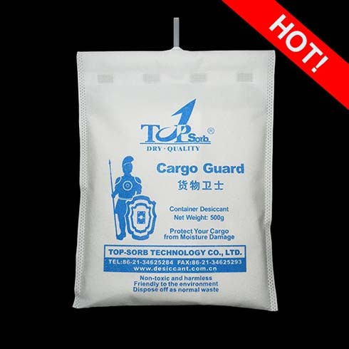 Desiccant Packs Bags Cargo Guard 500 Container