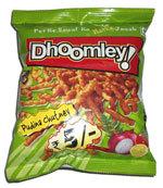 Dhoomley Pudina Chutney Kurkure Type Product