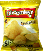 Dhoomley Salted Potato Chips