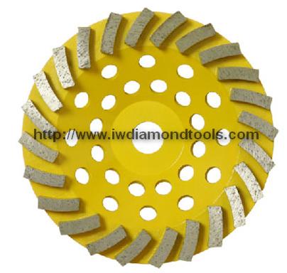 Diamond Concrete Cup Wheels