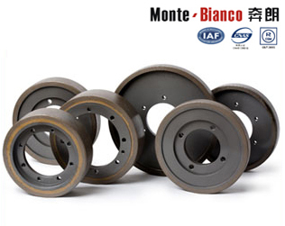 Diamond Cylindrical Wheel For Ceramic Surface Montebianco