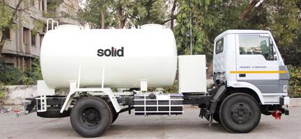 Diesel Refuelling Unit
