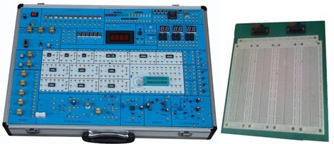 Digital Analogue Electronics Training Box