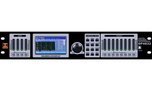 Digital Speaker Processsor