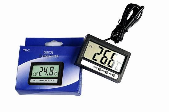 Digital Thermometer Tm 2