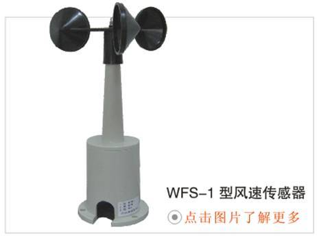 Digital Vane Anemometer Measuring Wind
