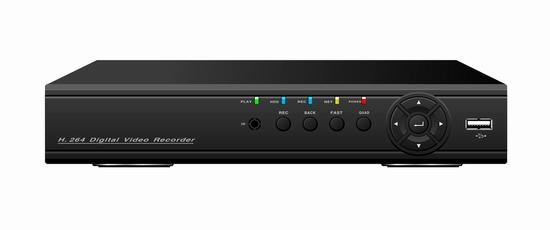 Digital Video Recorder En 6604v 4ch Dvr H 264