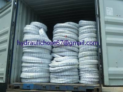 Din En857 1sc 2sc Hydraulic Hoses Professional Manufacturer In China