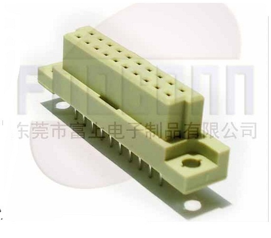 Din41612 Connector Straight 220 Female