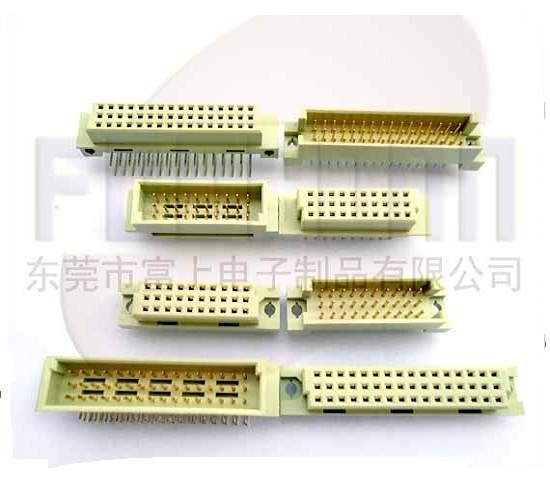 Din41612 Connector Straight 332 Male