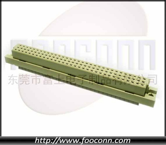 Din41612 Connector Straight 364 Female