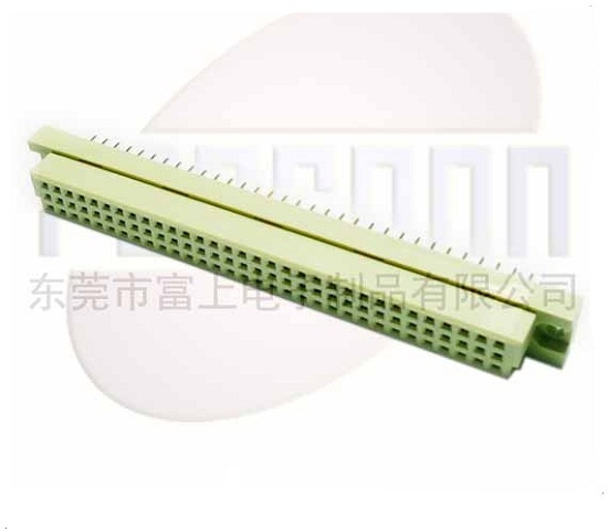 Din41612 Connector Straight 396 Female