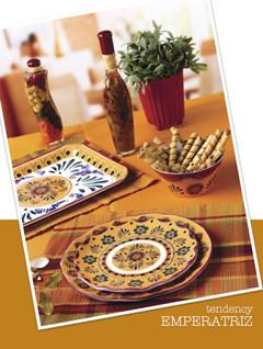 Dinnerware Set Talavera