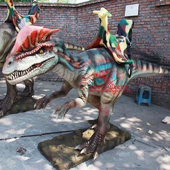 Dinosaur Rides For Amusement Park