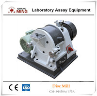 Disc Grinding Mill Mini Machine For Any Materials