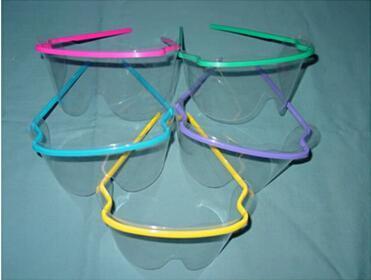 Disposable Eyewear Bk1400f