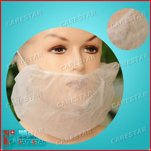 Disposable Nonwoven Beard Cover