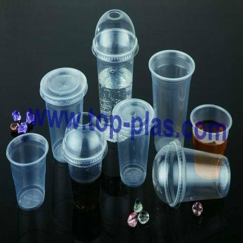 Disposable Plastic Cup Available In Several Capacities And Sizes Customized