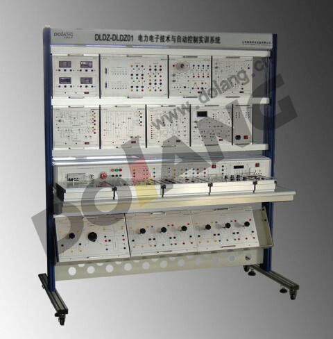 Dldz Dldz01 Power Electronic Technology And Automatic Control Training Syst