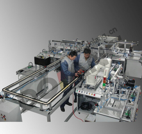 Dlfms 1601a Flexible Manufacturing System