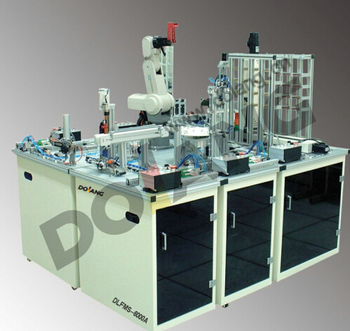 Dlfms 600a Flexible Manufacturing System