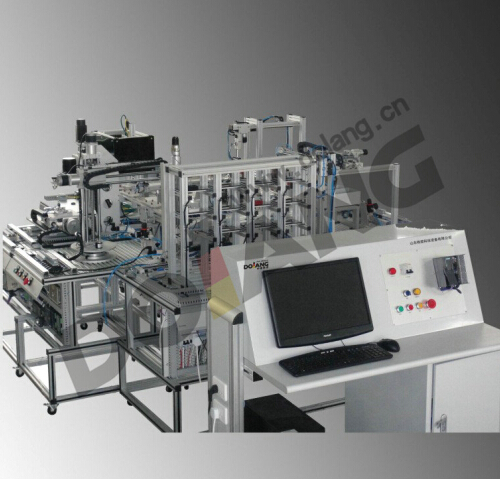 Dlfms 8000 Flexible Manufacturing System