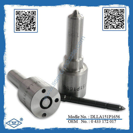 Dlla151p1656 Common Rail Bosch Injector Nozzle For Kinglong Bus