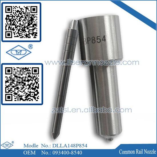 Dlla158p854 Denso Injector Nozzle For Isuzu Engine 6hk1 4hk1