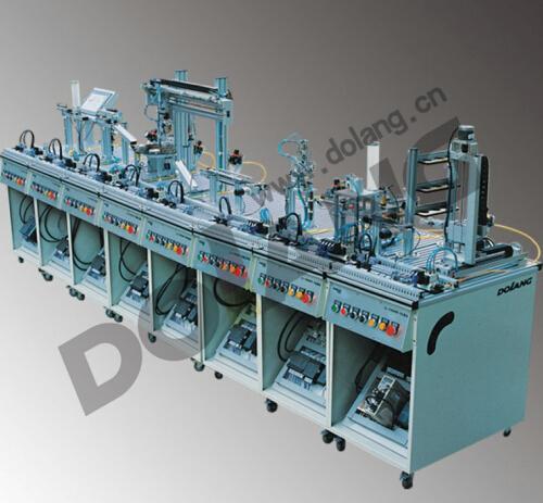 Dlmps 800a Flexible Modular Production System