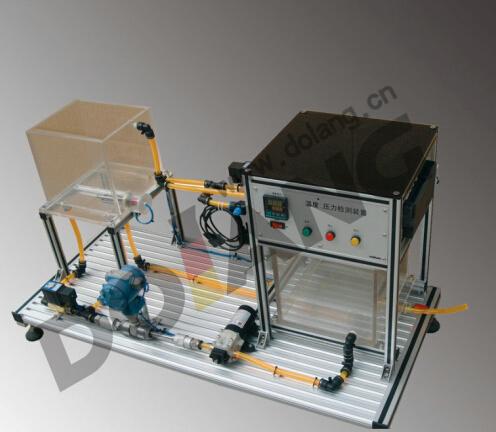 Dlplc Yljc1 Temperature Pressure Detecting Training Equipment